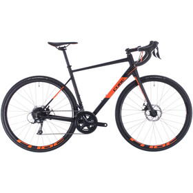 Cube Attain Pro, black/orange